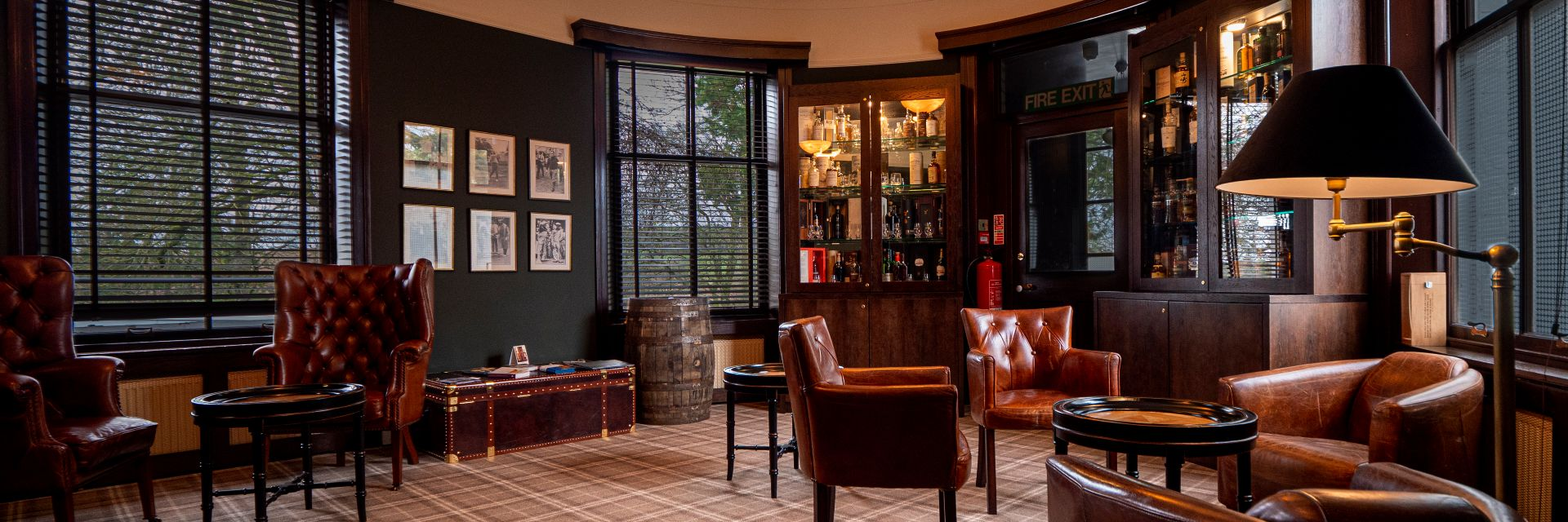 Glenfiddich Whisky Library